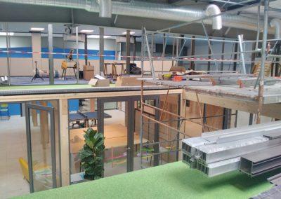 Aménagement des bureaux de Titi Floris