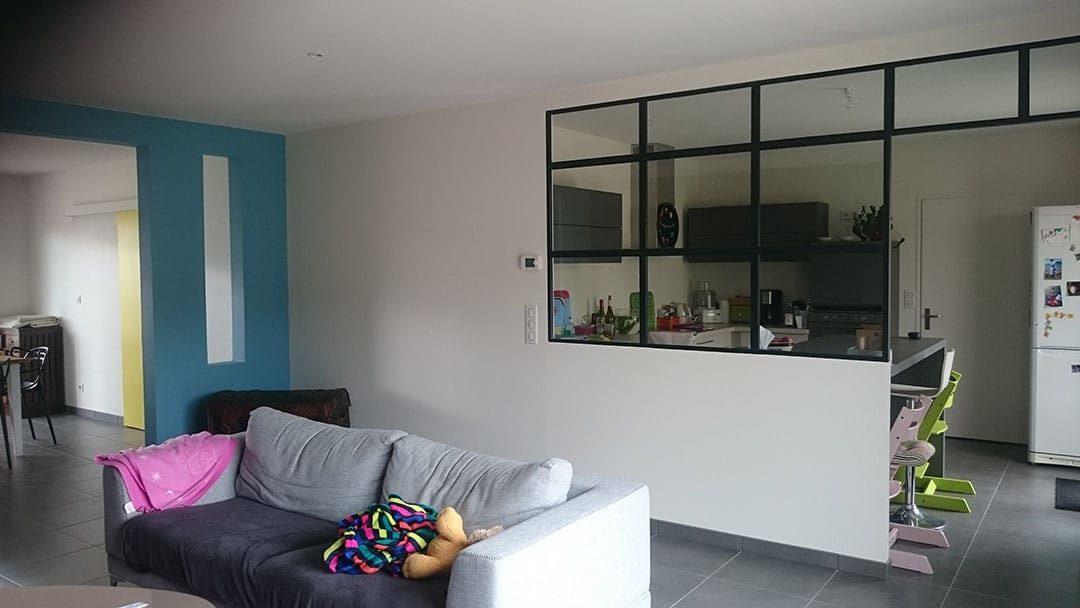 Aménagement de maison particulière – Vertou