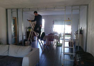 Aménagement de maison particulière