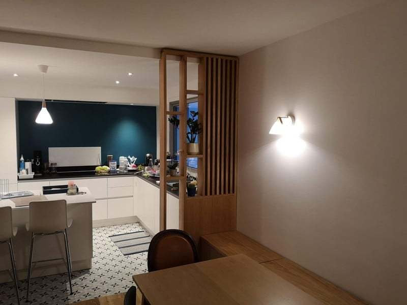 Rénovation d'un appartement à Nantes