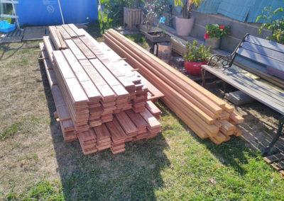 Terrasse bois exotique